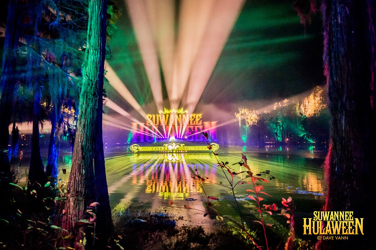 Suwannee Hulaween 2016 – Review & Interview w/ Ganja White Night