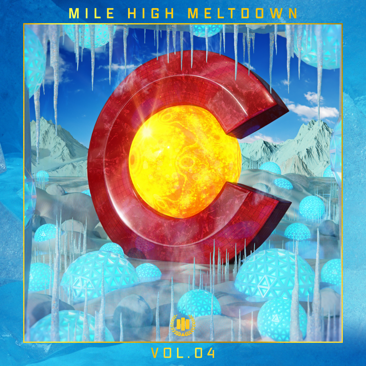 Mile High Meltdown Compilation vol.4 – Now Available