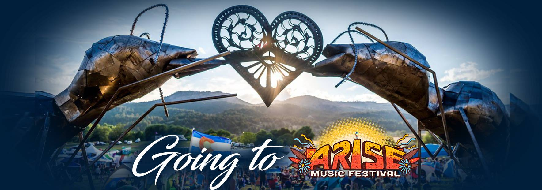 6th Annual Arise Music Festival + Exclusive DYNOHUNTER Interview!