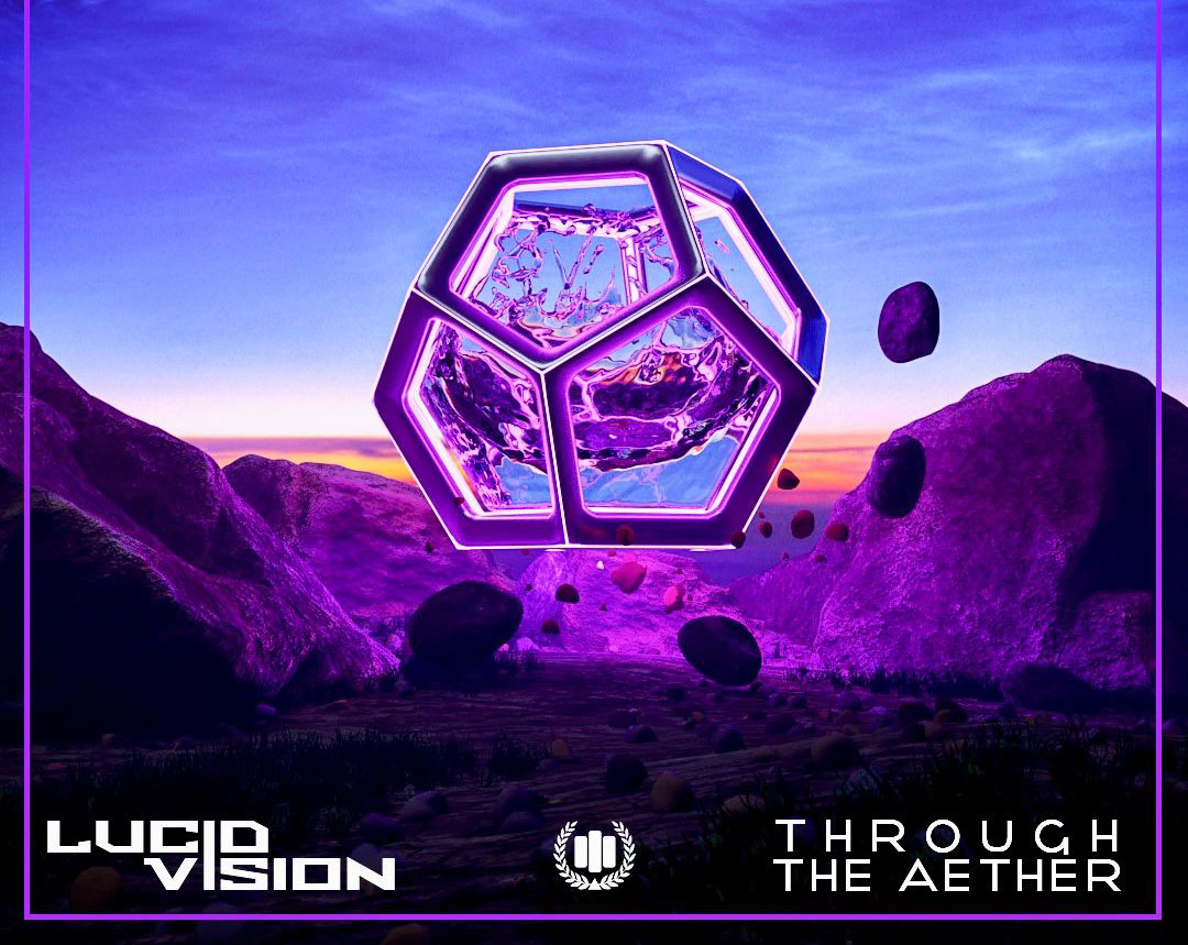 Lucid Vision and Homemade Spaceship Take Over Cervantes Jan. 18th