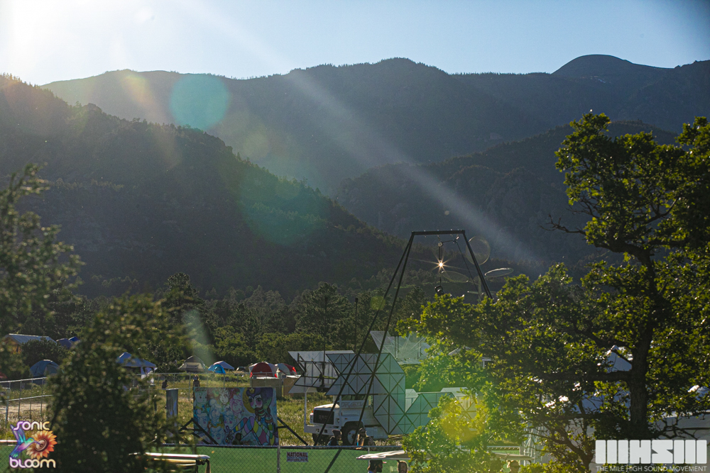 Inside Look at Sonic Bloom 2019 – A Mountain of Feels