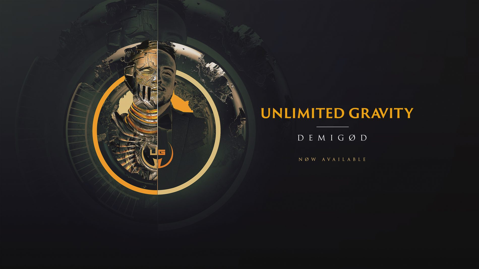 Unlimited Gravity – 'DEMIGOD PT.1 ' – Out Now