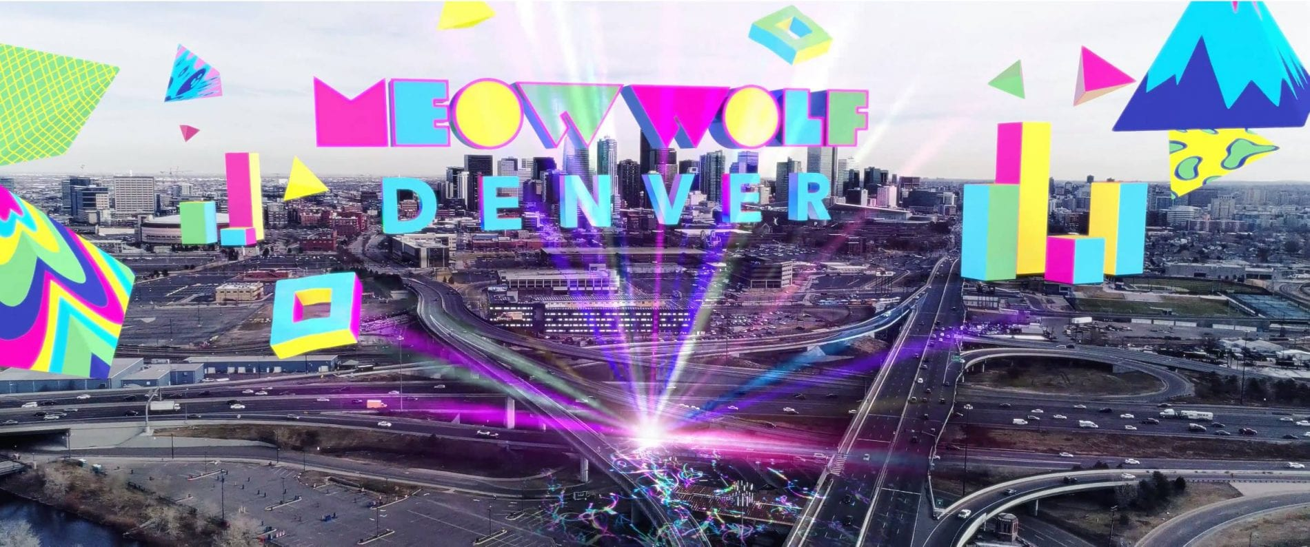 Dark Palace – Meow Wolf Denver's Inaugural 3-Day Event