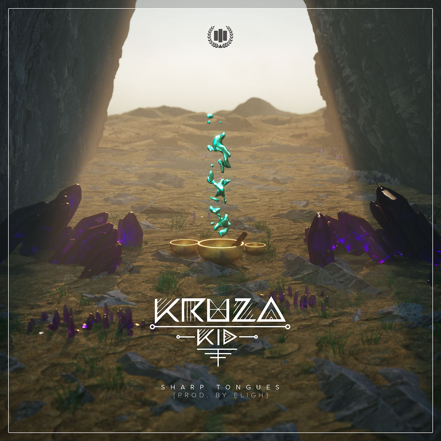 Kruza Kid Releases Sharp Tongues EP Produced by Eligh